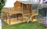 Детские домики для сада на заказ