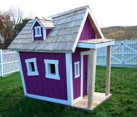 Детский домик BabyPlay