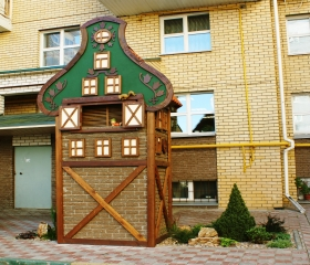 Декоративные мельницы