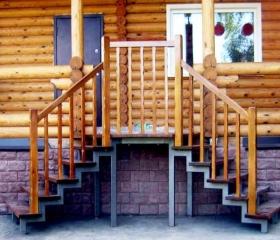 Лестница 190
